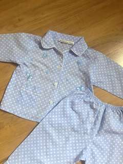 Cotton Club Baby Pajamas