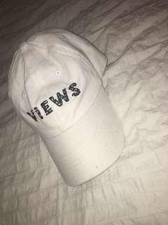 """EXCLUSIVE Drake """"VIEWS"""" hat"""