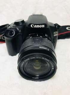RUSH!!! DSLR Canon EOS 1200D✨