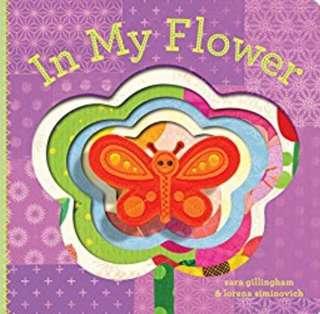 Children's Book - In My Flower