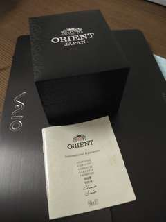 URGENT Sale -  100% original Orient Watch