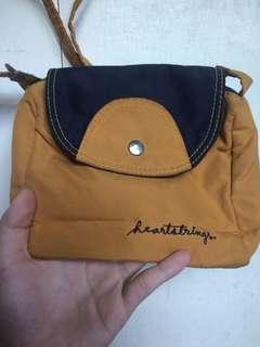 Heartstrings Mini Sling Bag
