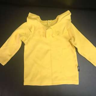Baby Long Sleeve Shirt sutable for winter
