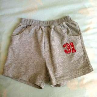 🚚 兒童純棉短褲