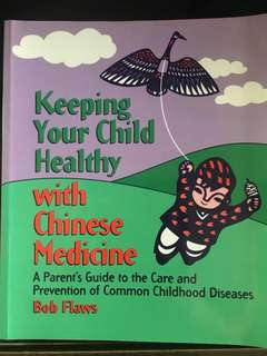 Keeping Your Child Healthy with Chinese Medication