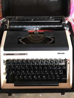 Antares 280 Typewriter