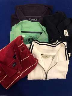 Assorted Branded Polo Shirt (Package)