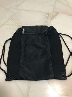 Almost new Lulu lemon  / gym / yoga string bag
