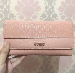 Guess Wallet Dompet Original
