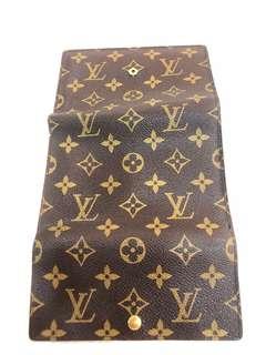 💯% Authentic Louis Vuitton Wallet ( M61202 )