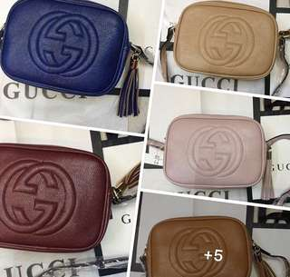 Gucci Sling Bag Overrun SALE