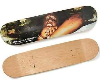 🚚 Biggie Smalls Deck Jonathan Mannion x Lafayette x Notorious B.I.G. 滑板