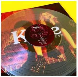 Kylie Minogue - Golden (Clear Vinyl)