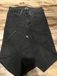 Authentic Levi's san Francisco Black jeans