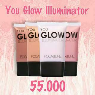 Focallure You Glow Illuminator Highlighter