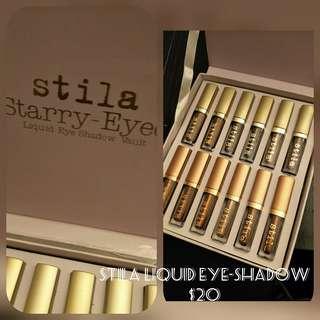 Stila Glitter Eyeshadow Sets