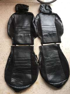 passo leather seat cover