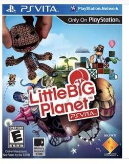 Little Big Planet PS Vita