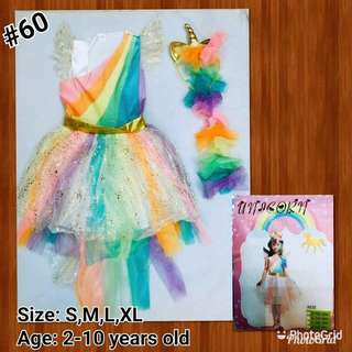 Shop : UNICORN COSTUME