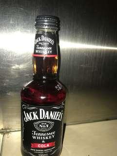 Jack Daniels 威士忌可樂