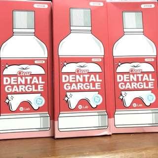 W Lab Clear Dental Gargle BNIB