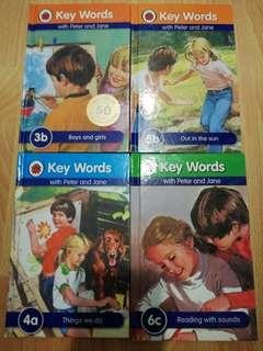 Peter & Jean (4 books)