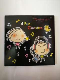4 Fun Coasters