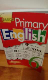 Casco Primary English P6