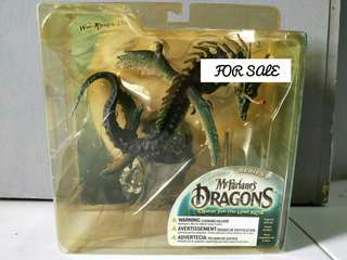 McFarlane's Dragons - Quest for The Lost King (Series 2)