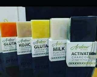 Ardeur Beauty Soap Variants