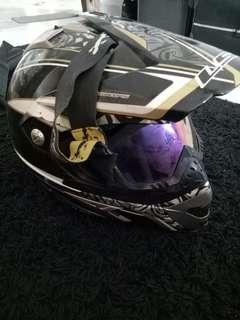 URGENT: Helmet SCRAMBLER LS2