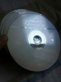 Free 免費 VCD (欠Disc 2)