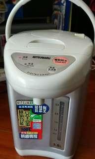 電熱水瓶 hot water electric air water pot