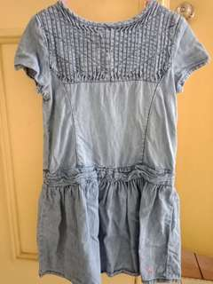Preloved Esprit Denim Dress