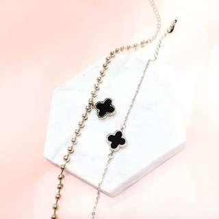 Brand New Clover Bracelet - $26 each