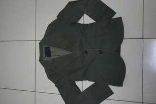 🚚 日本製西裝外套~136