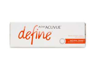 1 Day Acuvue Define Natural Shine