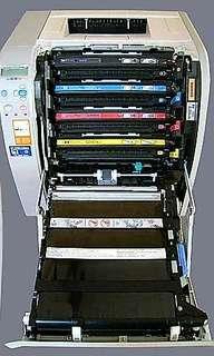 HP LaserJet 3500/3550/3700 - Surplus BK Toner Cartridge ;