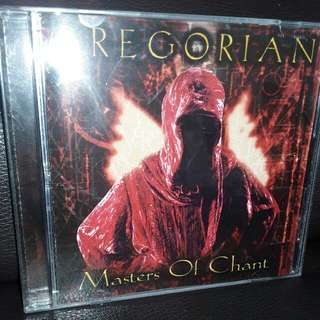 gregorian cd master of chant