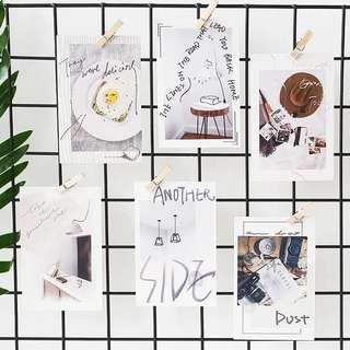 (PO) The Simple Life Postcards