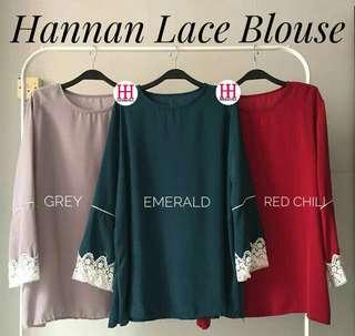 Hannan Lace Blouse