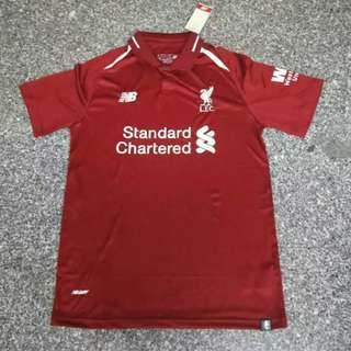 Liverpool Home Jersey 18/19