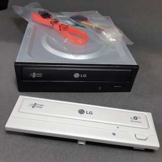 LG GH24NS70 Internal 24X Super Multi DVD SATA Rewriter