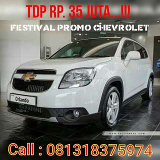 DISCOUNT BERLIMPAH CHEVROLET NEW ORLANDO AT DAN KREDIT TERMURAH