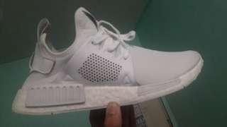 Adidas NMD X-r1 tripple white