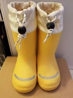Muji小童水鞋