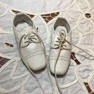 SD 1/3 dress Shoes white