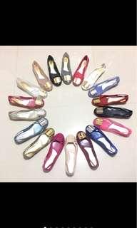 Ferragamo jelly bermuda shoes ( Promo Ramadhan )