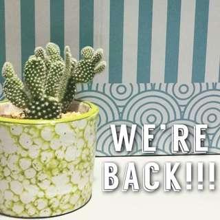 J&K Shop Is Back!