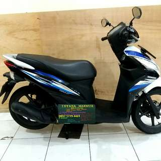 Honda Spacy 2016 Dp 500 Rb